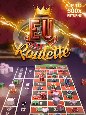 European Roulette - KMQM - European_Roulette