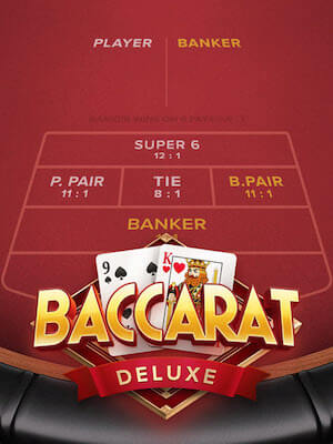 Baccarat Deluxe - PG Soft - baccarat-deluxe