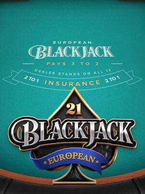 European Blackjack - PG Soft - blackjack-eu