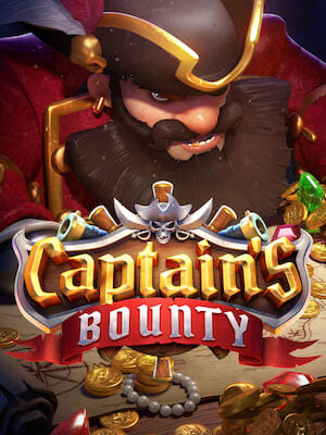 Captain's Bounty - PG Soft - captains-bounty