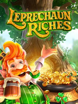 Leprechaun Riches - PG Soft - leprechaun-riches