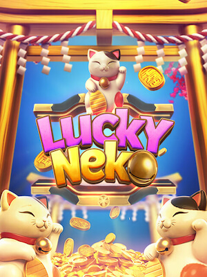 Lucky Neko - PG Soft - lucky-neko