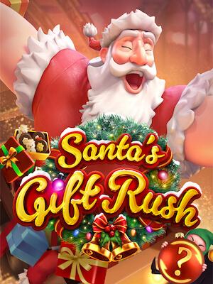 Santa's Gift Rush - PG Soft - santas-gift-rush