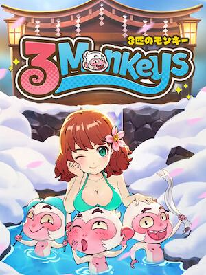 Three Monkeys - PG Soft - three-monkeys