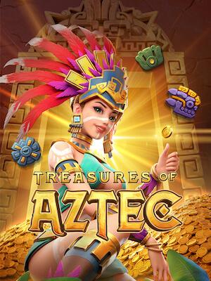 Treasures of Aztec - PG Soft - treasures-aztec