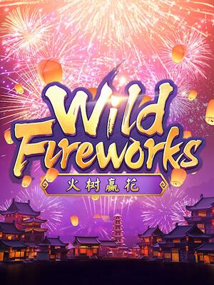 Wild Fireworks - PG Soft - wild-fireworks